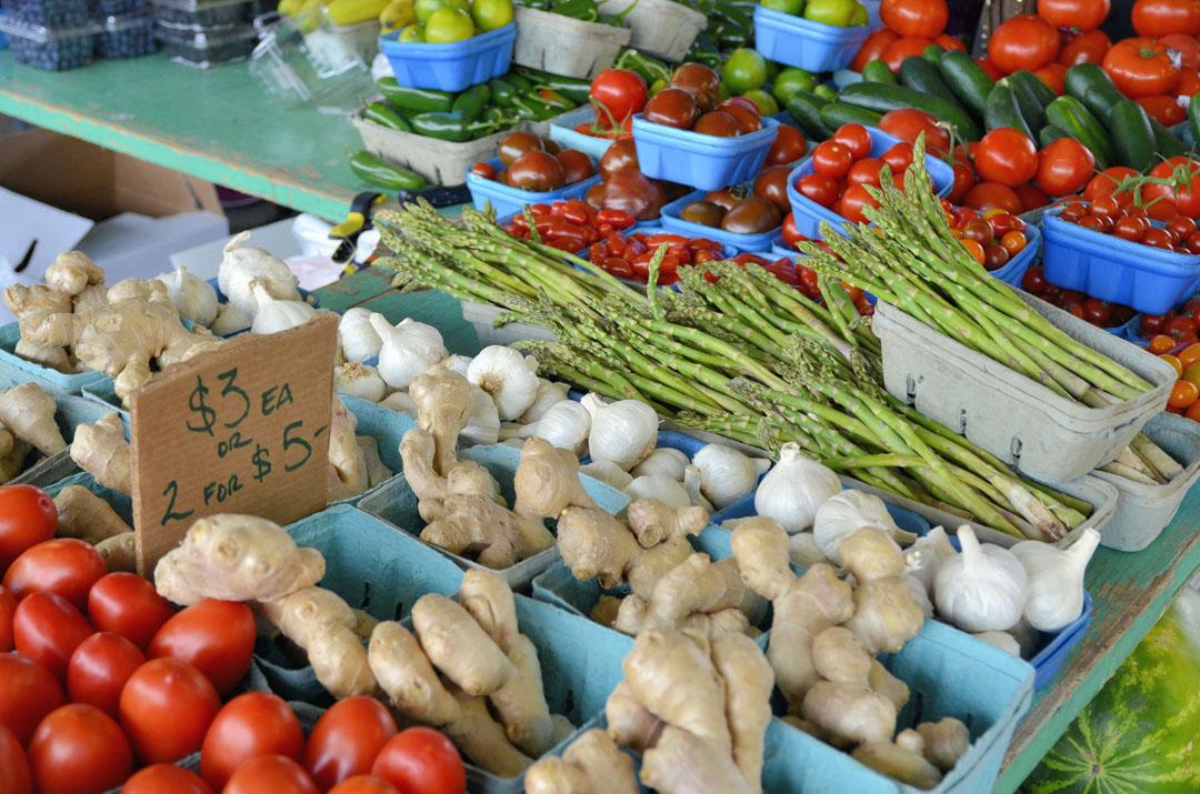 WIC's Farmers Market Nutrition Program