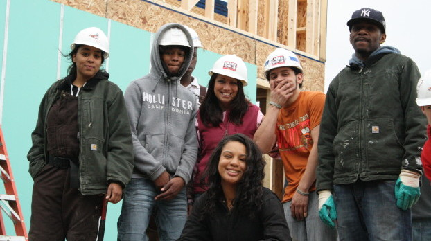 Press Conference: CEO's YouthBuild to Partner with Habitat for Humanity on Fox Hollow Project
