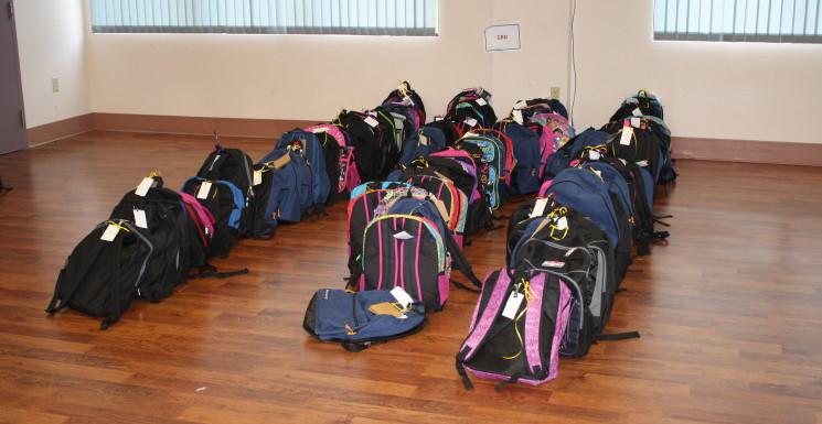 Calling All Volunteers! Backpack Drive Help Needed!