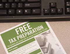 It's Tax Time! - VITA offers free tax prep!