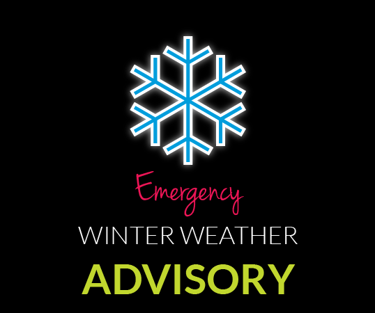 WEATHER ALERT: All CEO locations to open at 11 am on Monday, February 13 due to hazardous weather conditions