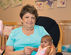 Make a difference! - Now recruiting Foster Grandparents!