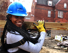 Build your future! - YouthBuild helps young people ages 16 to 24 that have struggled or dropped out of school.