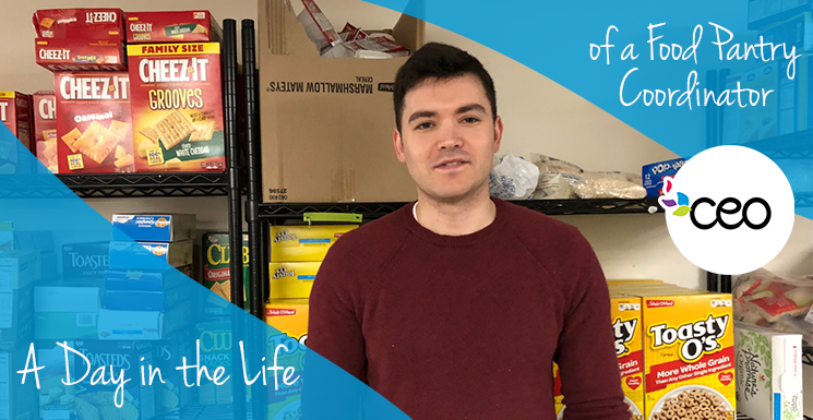A Day in the Life of a Food Pantry Coordinator
