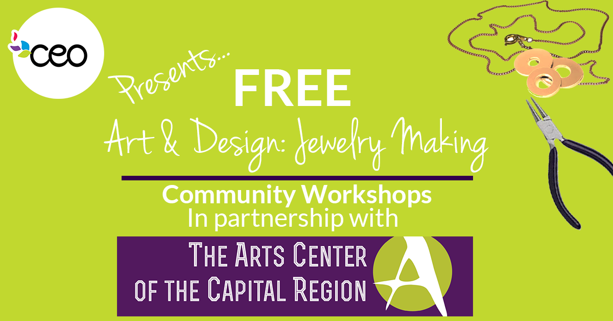 Free Jewelry Making Community Workshop