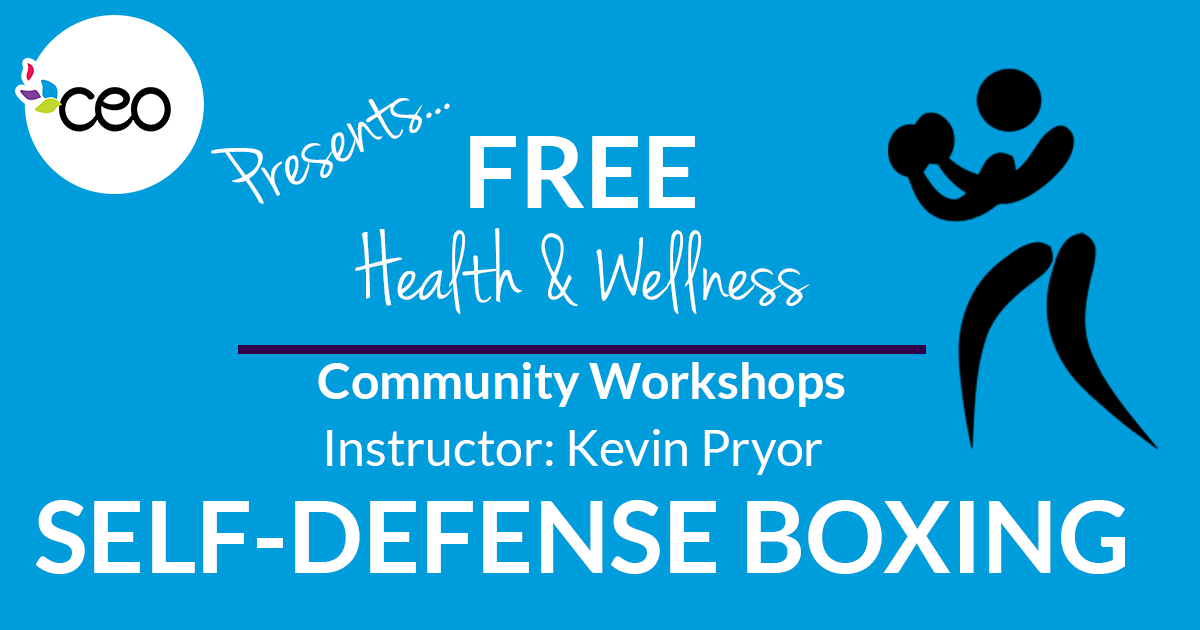 Health & Wellness Workshops | Self-Defense Boxing