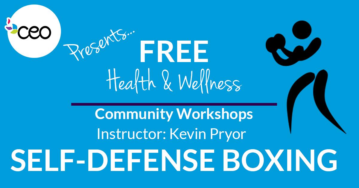 Health & Wellness Workshops | Self-Defense Boxing