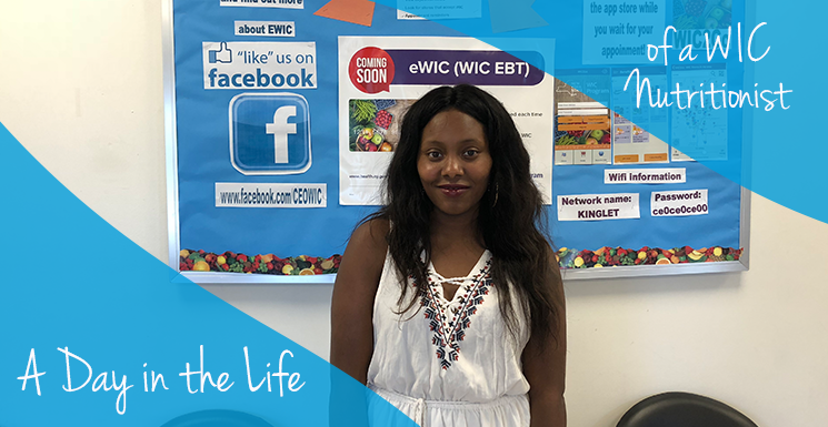 A Day in the Life of a WIC Nutritionist