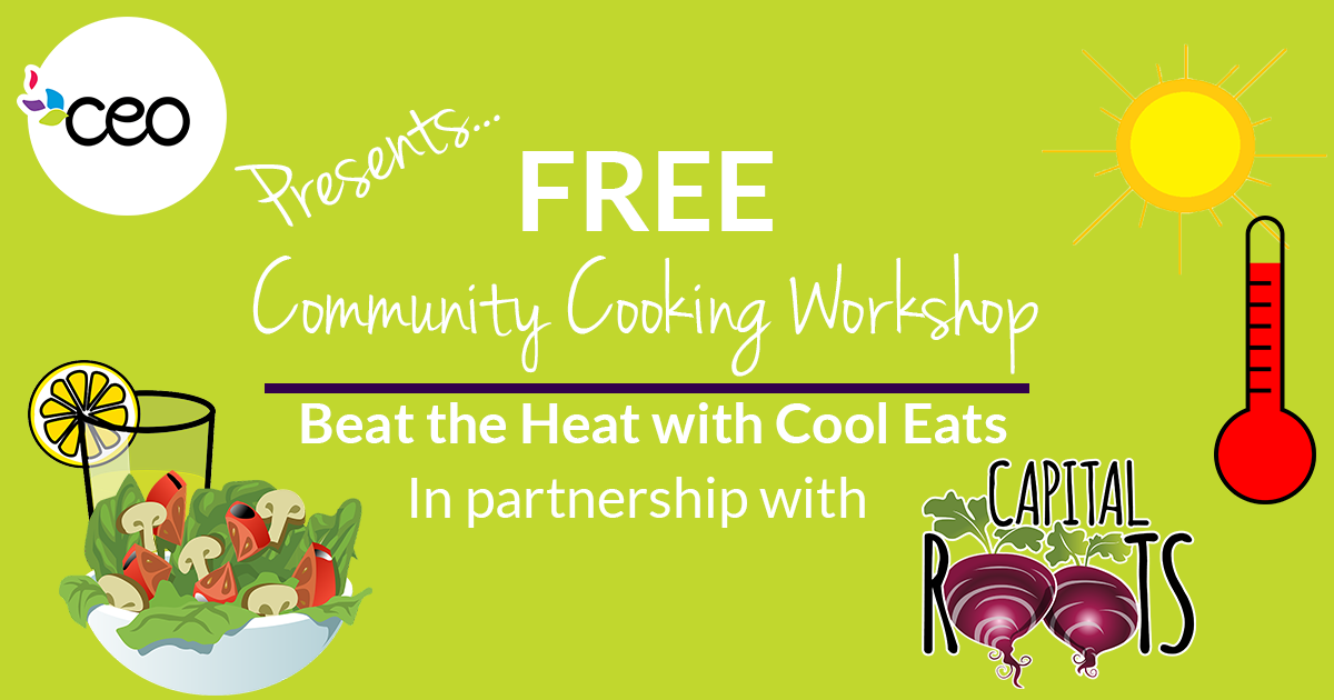 Free Community Cooking Workshop