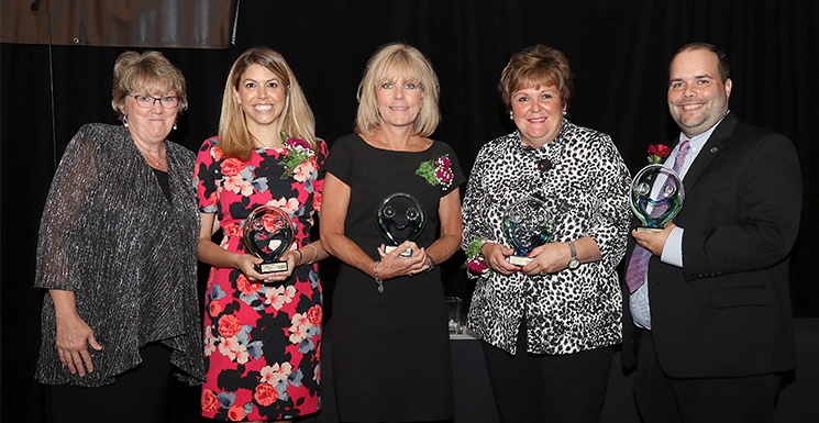 CEO's Community Action Luncheon Honors Community Partners and Consumers