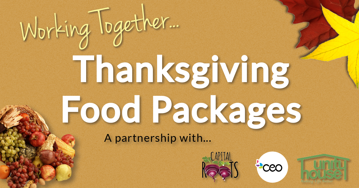 2019 Thanksgiving Food Packages