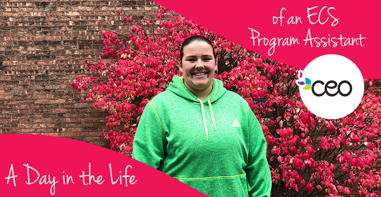 A Day in the Life of an Early Childhood Services Program Assistant