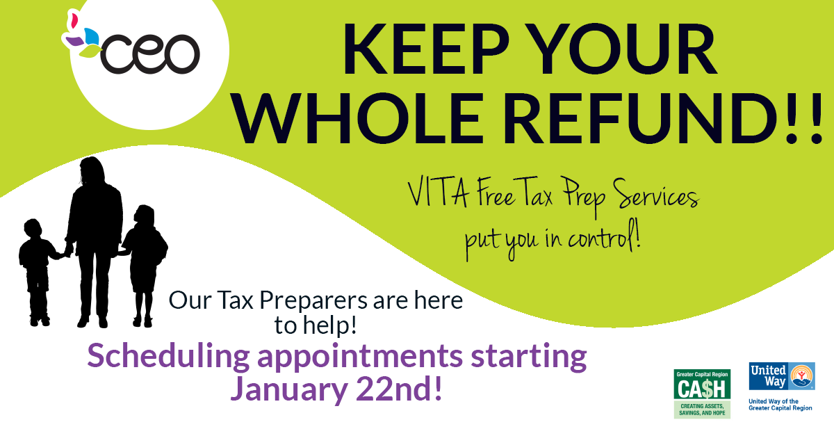 VITA Tax Prep Services