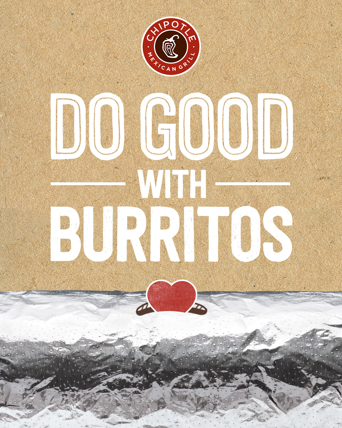 Do Good with Burritos!