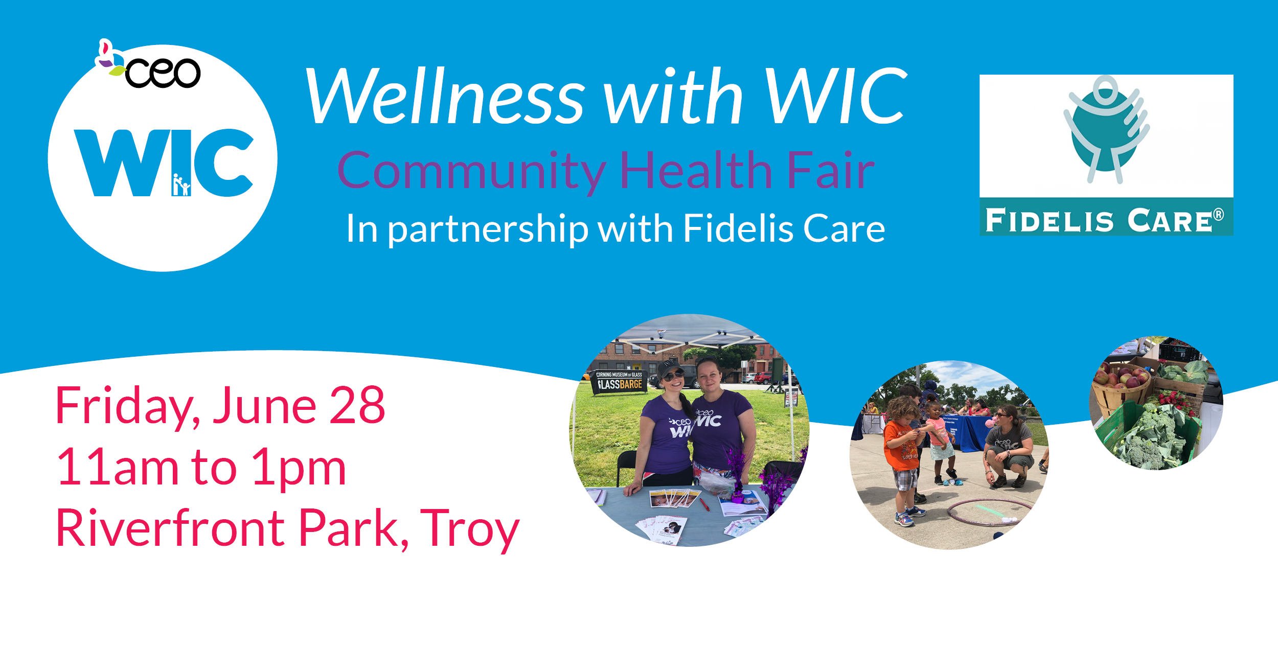 Wellness with WIC