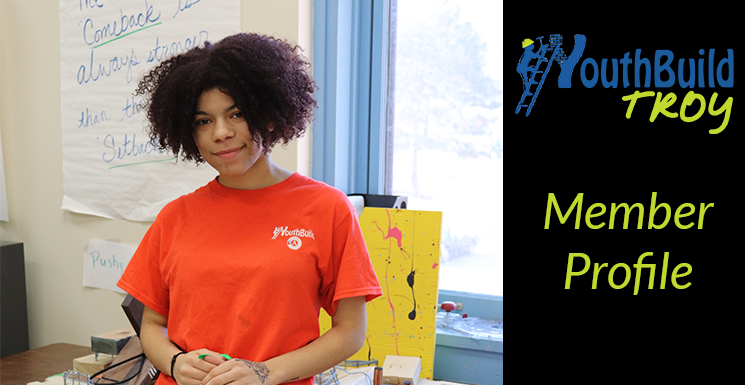 YouthBuild Member Profile   A Day in the Life of Kay Murray