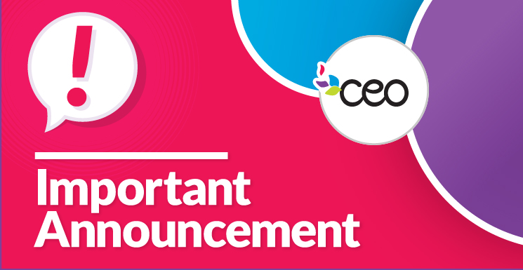 Covid-19 Update to all CEO Staff and Customers
