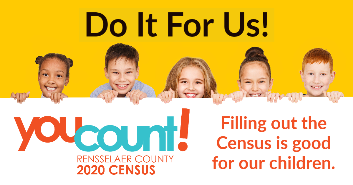WeCount! Census 2020 in Rensselaer County